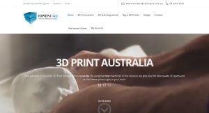 3D Print AU